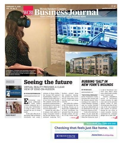 Westchester County Business Journal 021119 by Wag Magazine