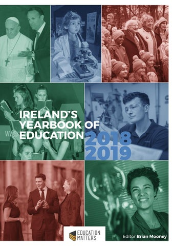 Ireland's Yearbook of Education 2018 2019 by educationmattersie - issuu