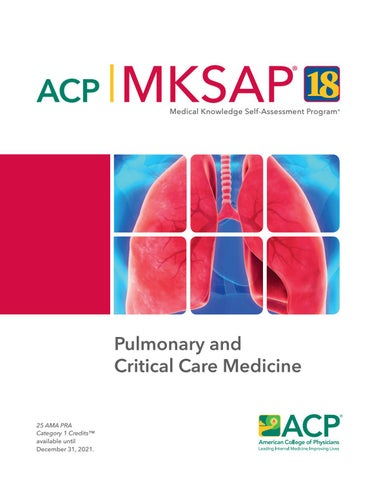 Medicine self-assessment and critical book review care