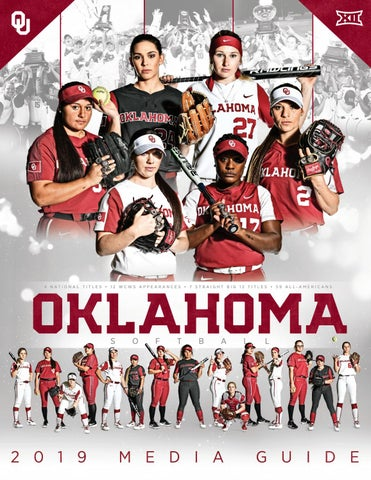 2019 OU Softball Media Guide by OU Athletics - issuu