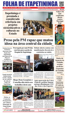 Folha de Itapetininga 09/02/2019 (Sabado)
