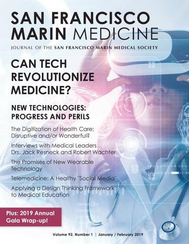 Januaryfebruary 2019 By San Francisco Marin Medical Society Issuu
