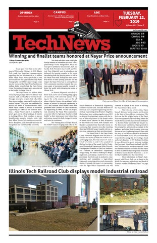 Volume 191 Issue 3 by TechNews - issuu