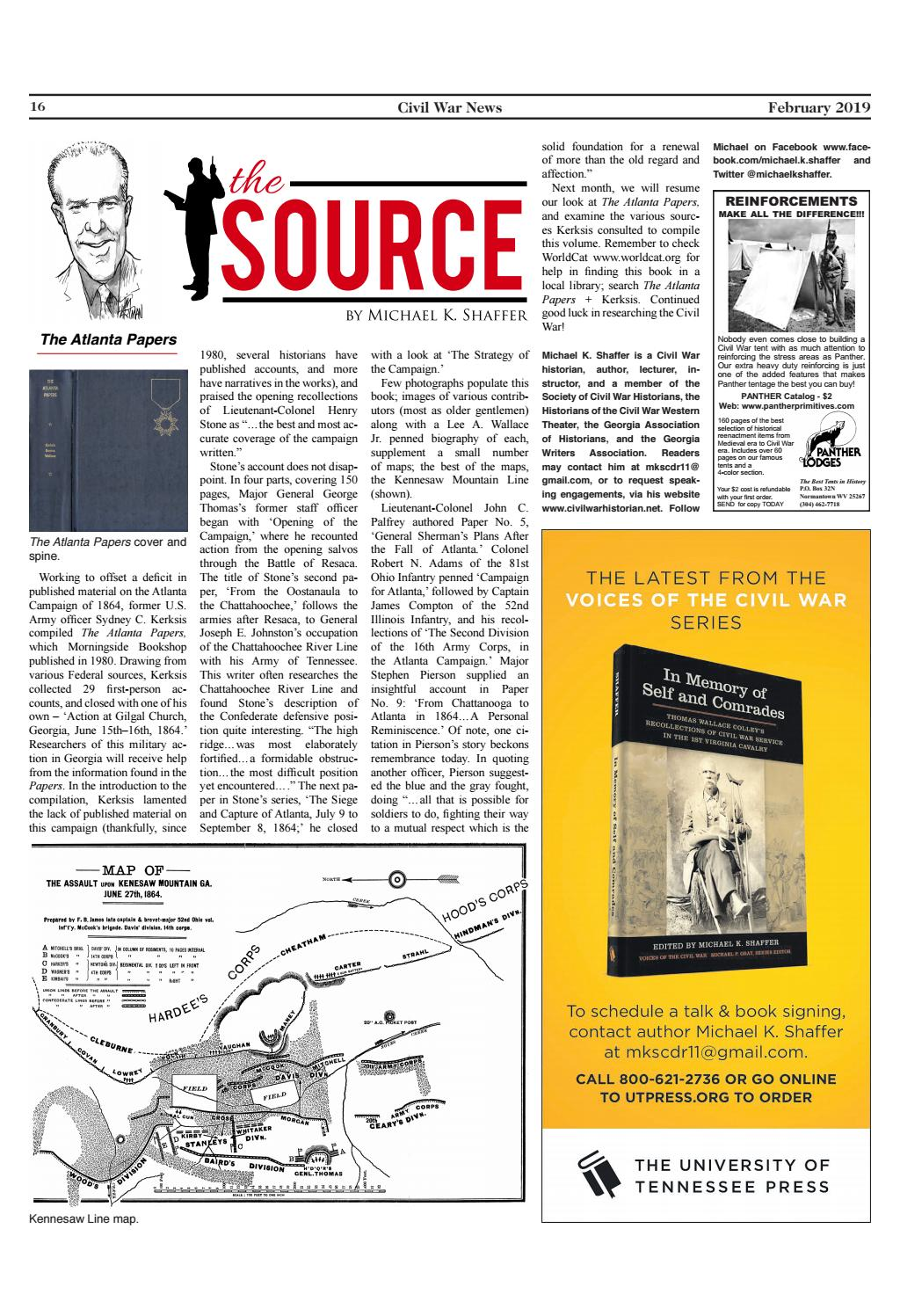 'The Source' February 2019