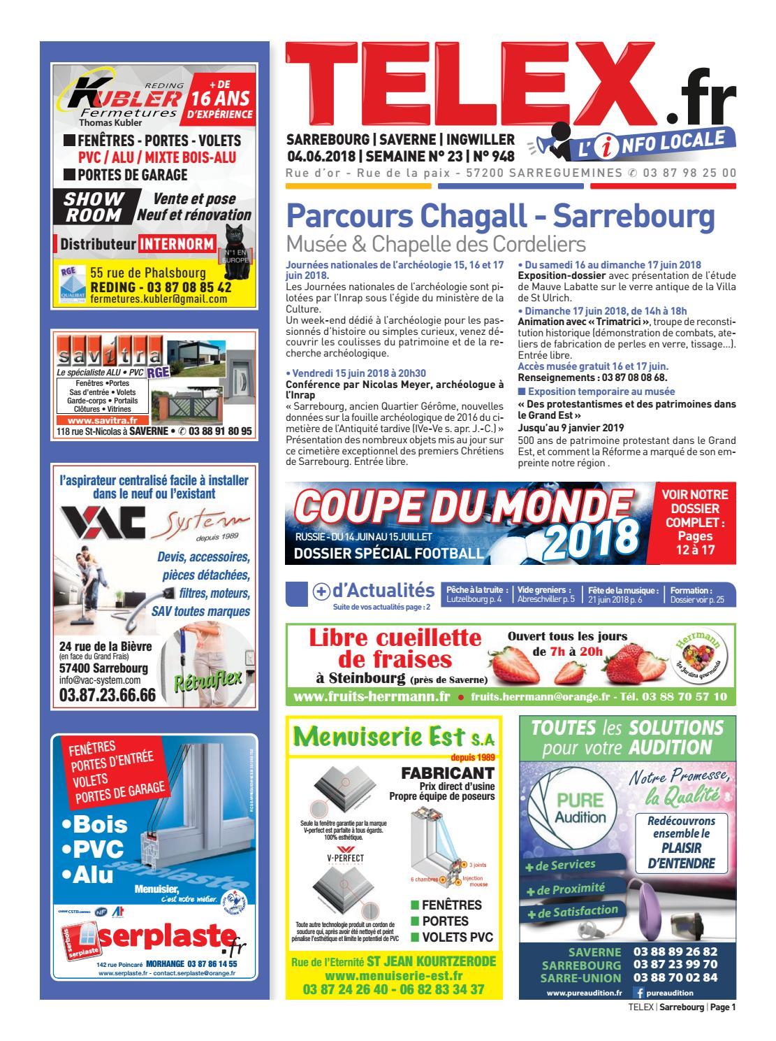 7beda0ec4c3 2318 SARREBOURG by Claude Vervin - issuu
