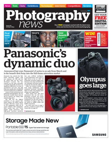 7ba914699 Photography News 63 by Bright Publishing - issuu