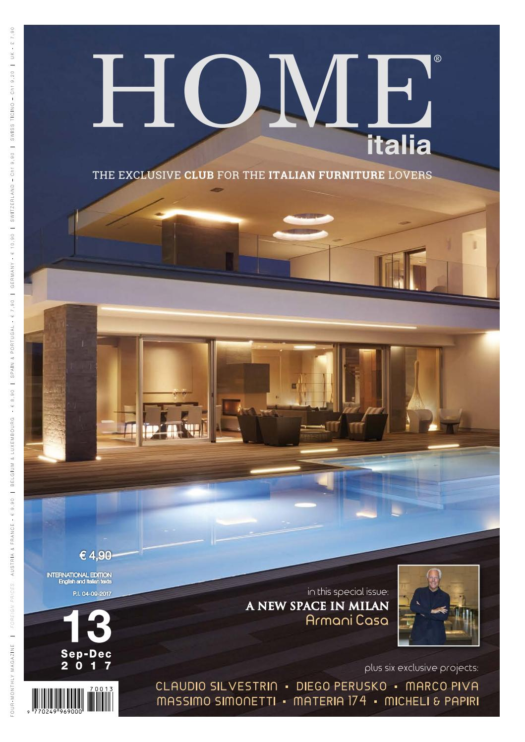 Simonetti Arredo Bagno Treviso.Home Italia 13th Edition By Home Italia Issuu