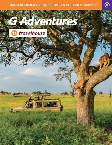 finest selection 8e4f2 cf870 G Adventures Earth 2019 – Travelhouse by Hotelplan Suisse (MTCH AG ...