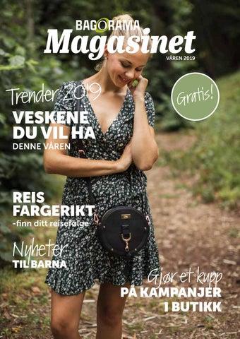 6da5cf37 Bagorama magasinet - vår 2019 by Bagorama AS - issuu