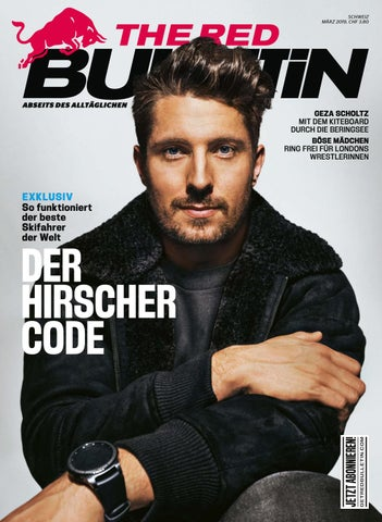 The Red Bulletin 0319 CHDE by Red Bull Media House issuu