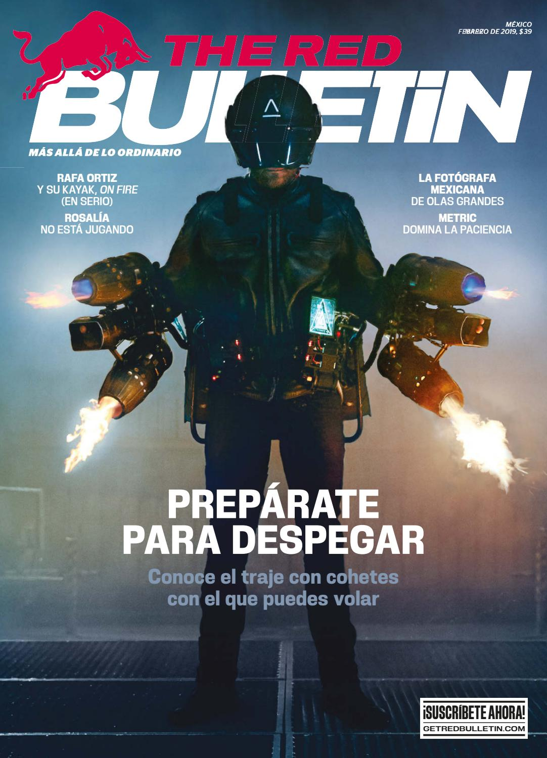 1ea23bec7a7 The Red Bulletin 03 19 MX by Red Bull Media House - issuu
