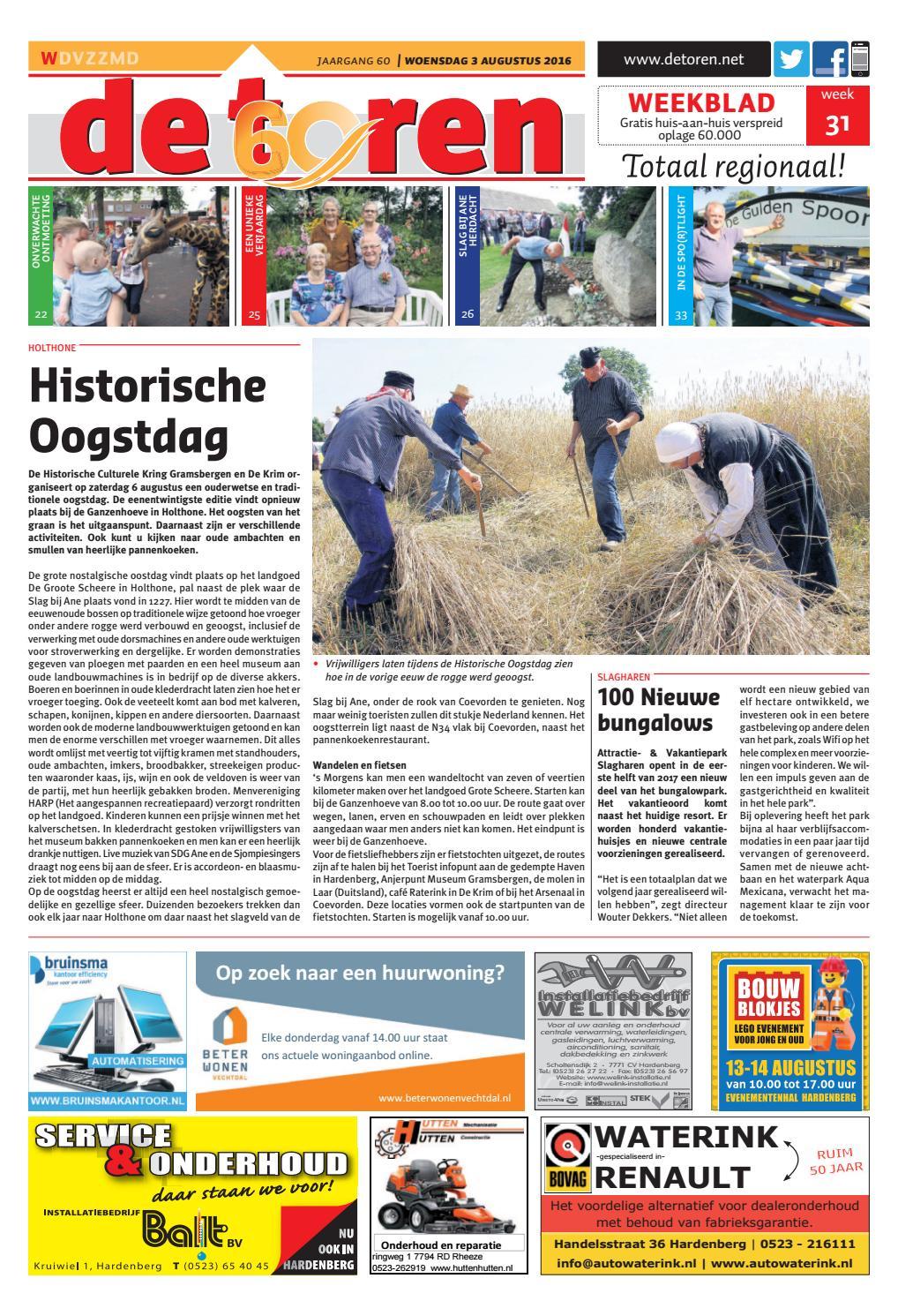 Loodveter 100 Gram.De Toren Week 31 2016 By Weekblad De Toren Issuu