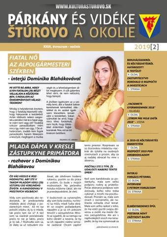 d455fda39f 2019/2 Párkány és Vidéke - Štúrovo a okolie by Párkány és Vidéke ...
