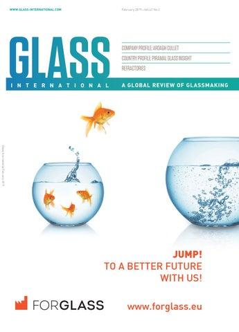 Glass International February 2019 by Quartz Business Media