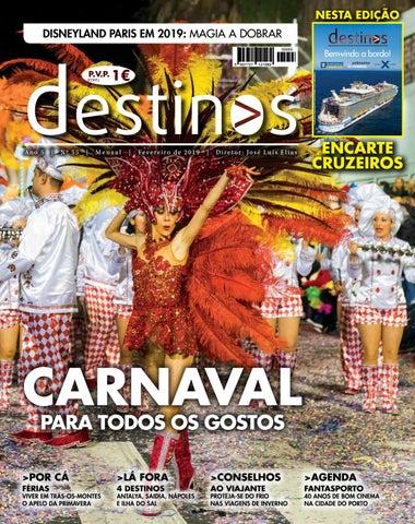 Jornal destinos de fevereiro 2019 by destinosdigital - issuu f7597c15553