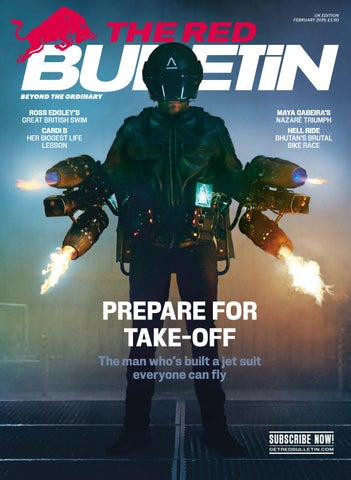 325c6cf72f4 The Red Bulletin 02 19 - UK by Red Bull Media House - issuu