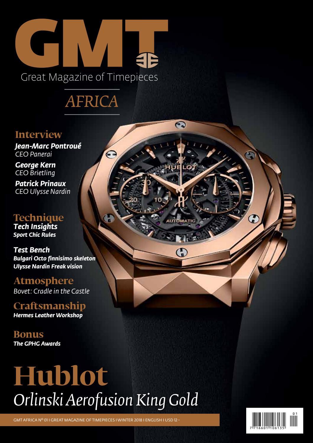 6561ccf4ec4 GMT Africa by Karghill Pulishing - issuu