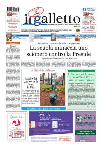 d4f03e6fee galletto 1388 del 2 febbraio 2019 by Il Galletto Giornale - issuu
