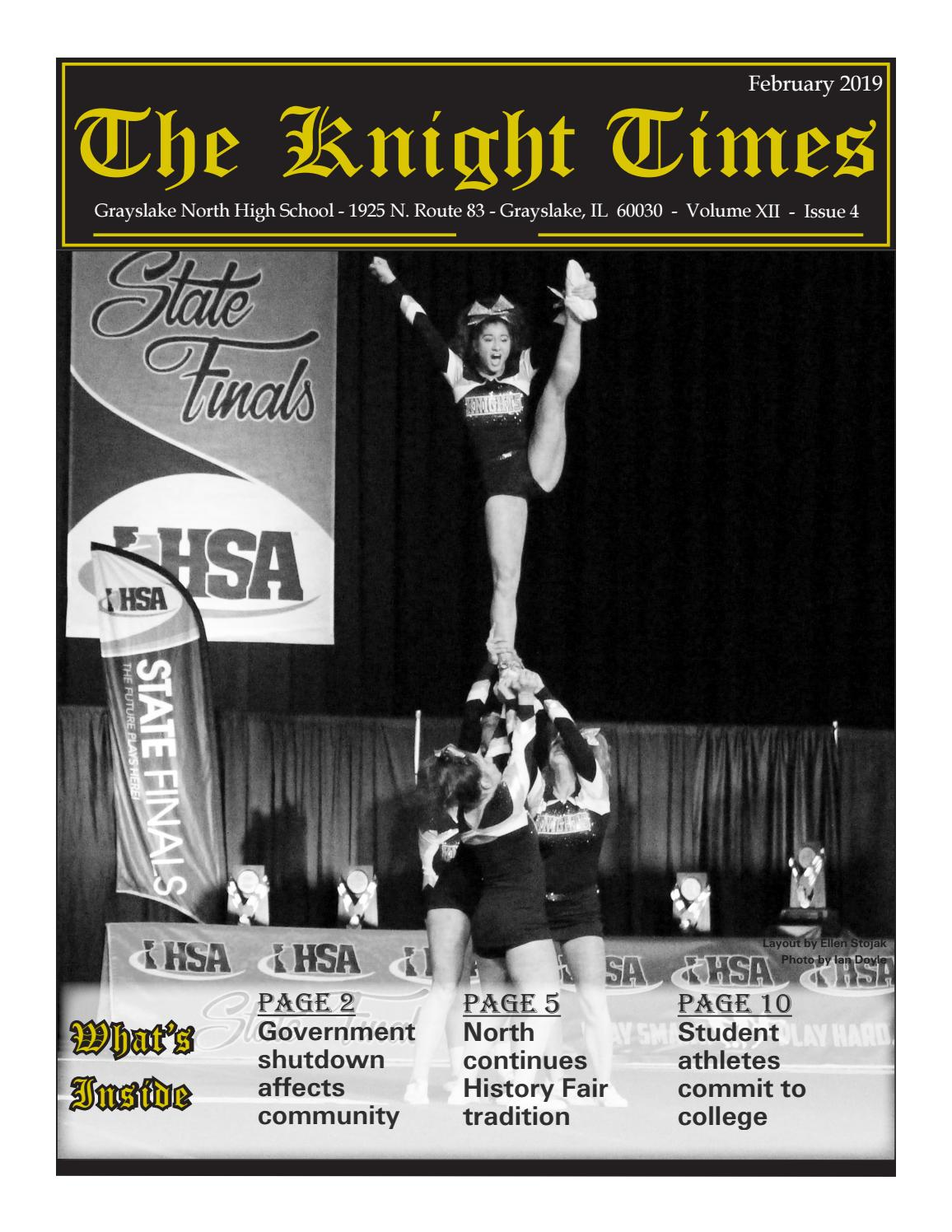 The Knight Times February Issue by The Knight Times - issuu