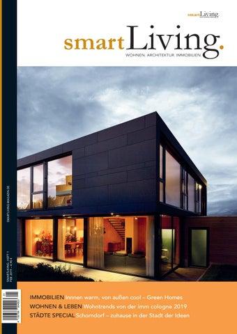 Smartliving Magazin Ausgabe 1 2019 By Status Kommunikation