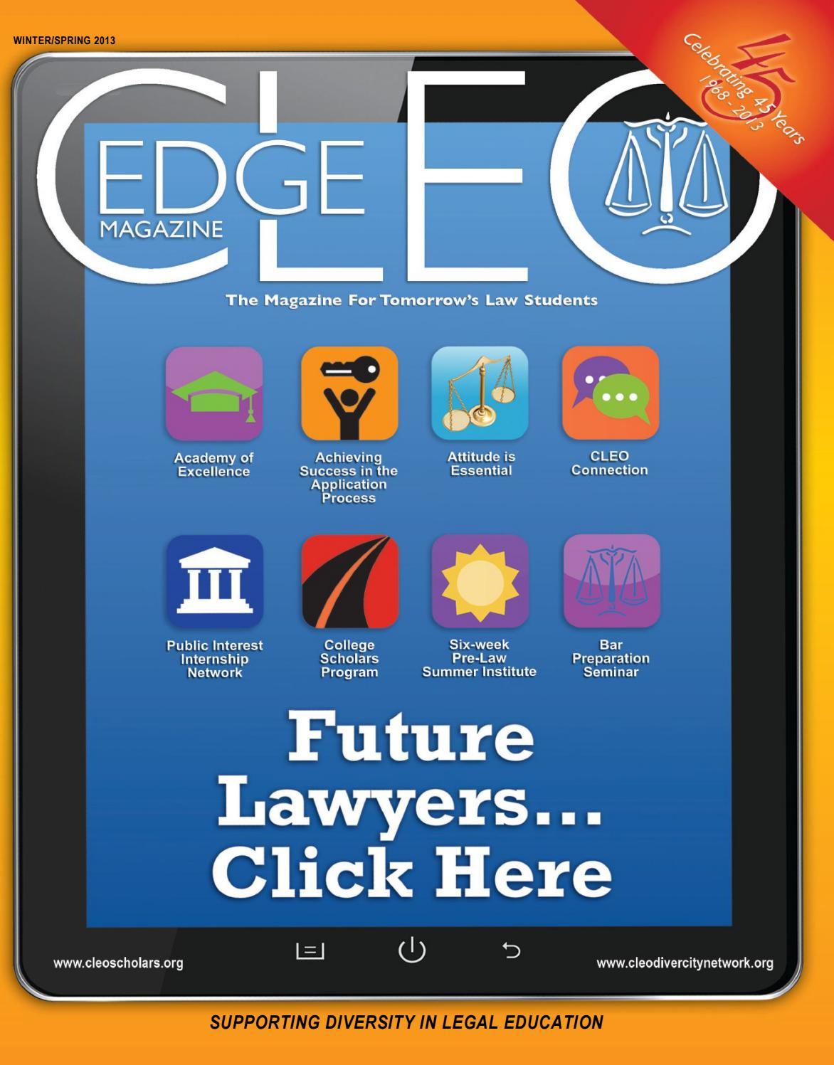 Cleo Edge 2013 By Cleo Inc Issuu