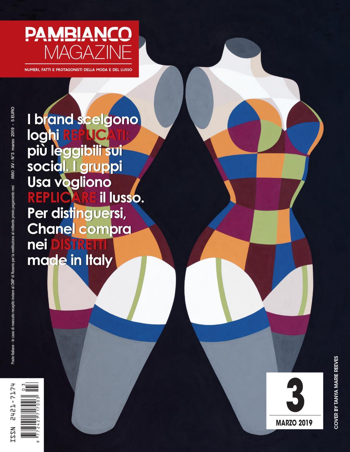 Pambianco magazine n3 2019 by Pambianconews - issuu a4a55cd064f