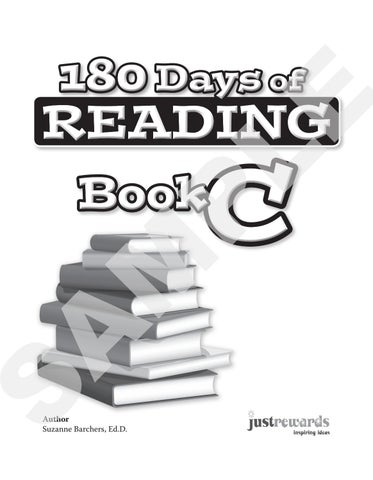 180 Days of Reading Book C by ABC School Supplies - issuu