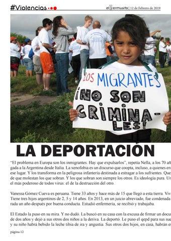 Page 12 of La Deportación