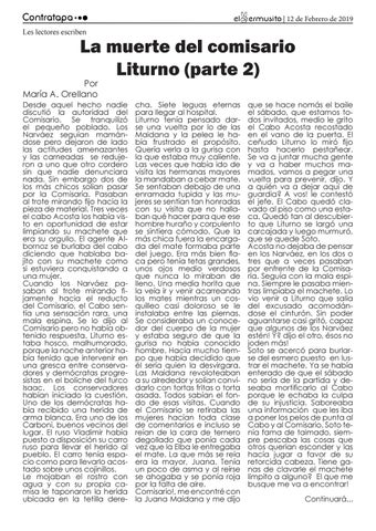 Page 30 of La Muerte del Comisario Liturno (parte 2)