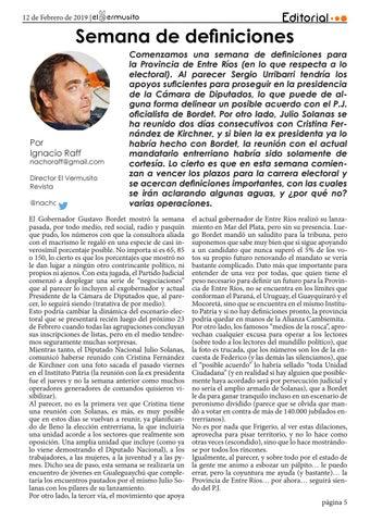 Page 5 of Semana de Definiciones