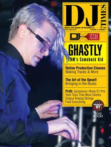 7818e023e96 DJ Times DJ EXPO ISSUE 2018