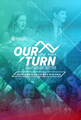 BBYO International Convention 2019 Program Guide by BBYO - issuu