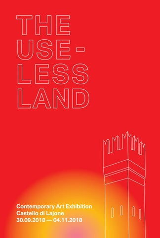 "Page 1 of ""The Useless Land\"" editorial is online"