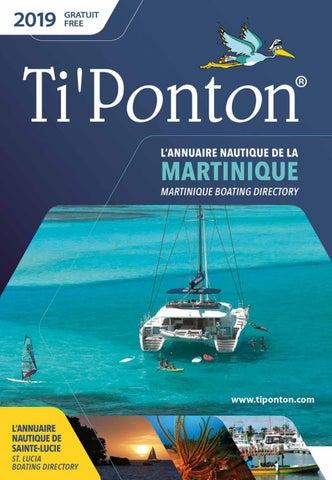 7418da91fbe5c3 Ti'Ponton L'Annuaire nautique / Boating directory 2019 by carola ...