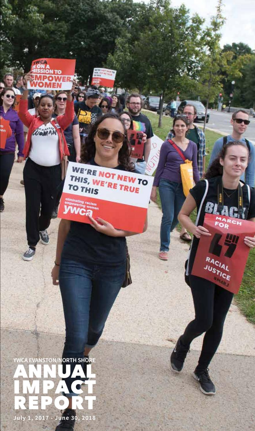 2018 Annual Impact Report by YWCA Evanston/North Shore - issuu