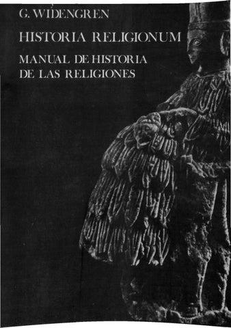 Manual de historia de las religiones by upaep97 - issuu