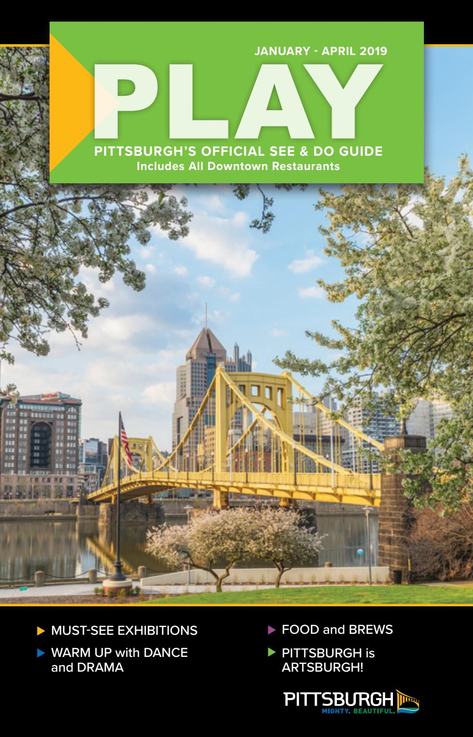 new concept bde9c 3526e PLAY - Jan-April 2019 by VisitPITTSBURGH - issuu