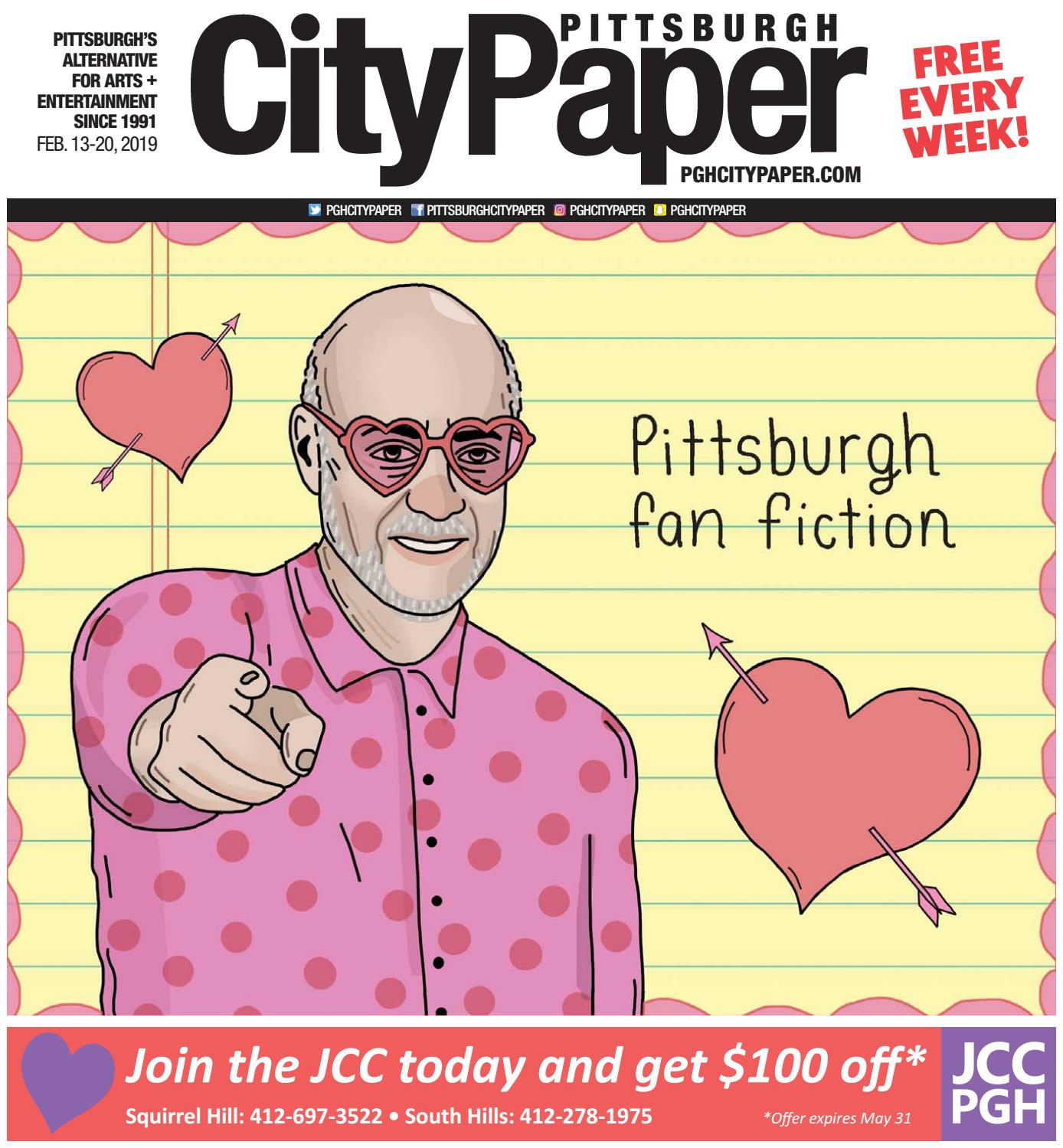 5f1163015580ec February 13, 2019 - Pittsburgh City Paper by Pittsburgh City Paper ...