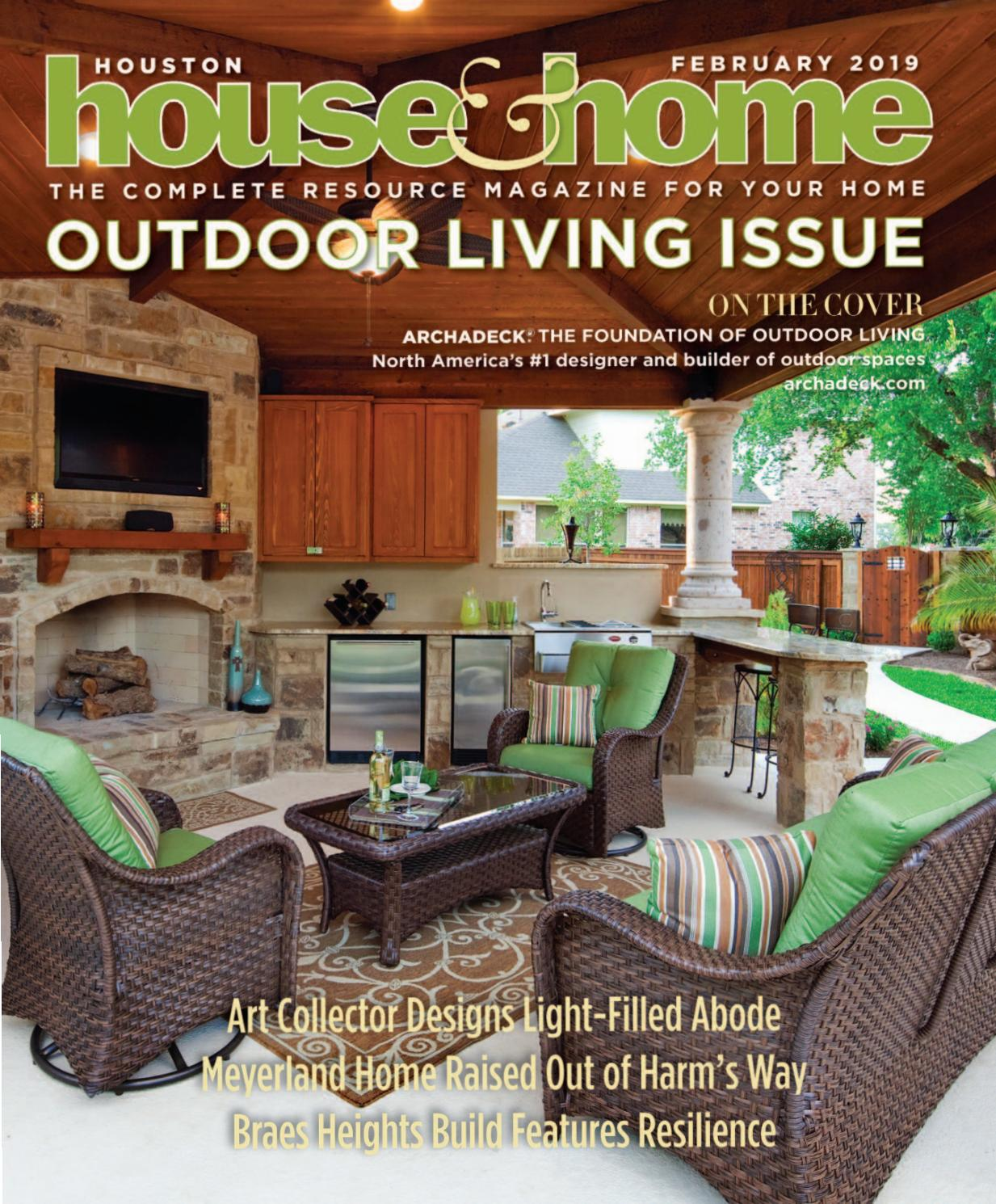 Houston house home magazine february 2019 issue by houston house home magazine issuu
