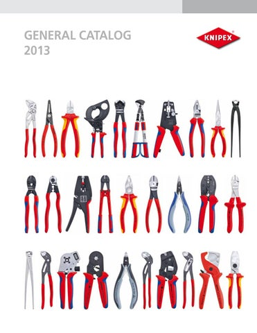 KNIPEX High Carbon Tool Steel End Cutting Nippers,12 In 99 11 300
