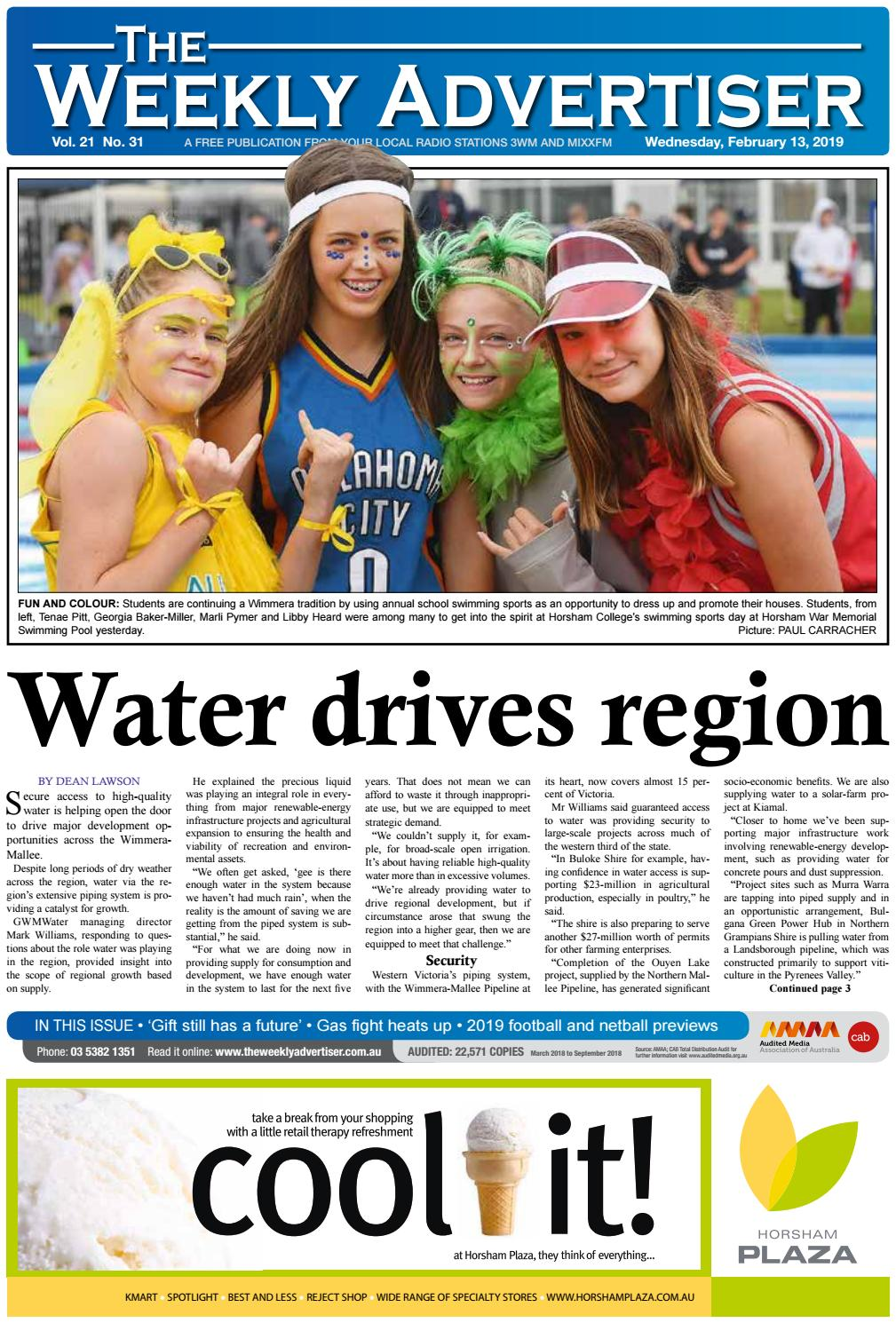 a6e9d9923b2e The Weekly Advertiser - Wednesday