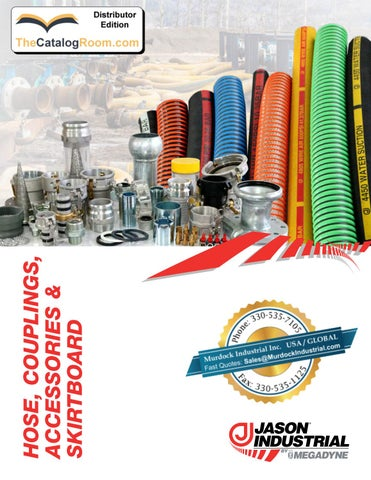 Hdb Thermoid Hose Industrial Catalog Ducting Main Catalog