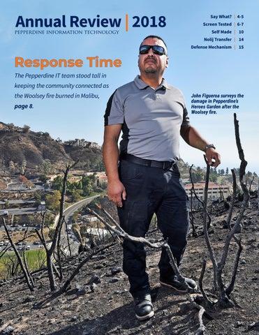 2f960e35c13 Pepperdine Information Technology Annual Review 2018 by Pepperdine ...