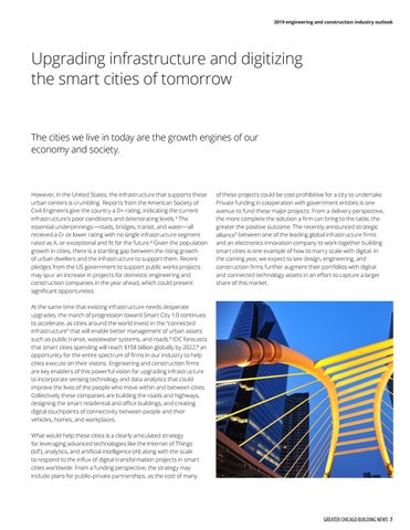 Page 7 of 2019 engineering and construction industry outlook