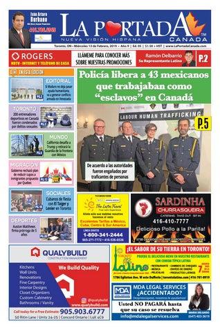 38909d51 La Portada Canada by Comercio Latino - issuu