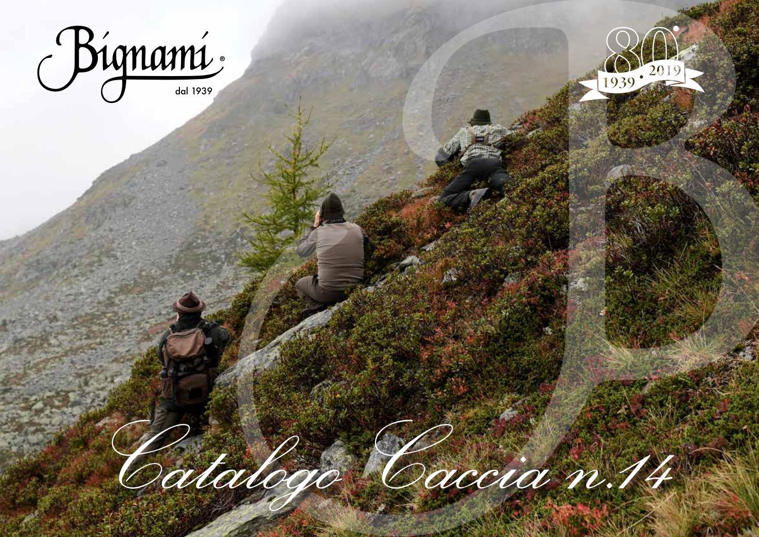 competitive price 6b0ba 7bc59 Catalogocaccia nr14 2019 web by Bignami S.p.A. - issuu
