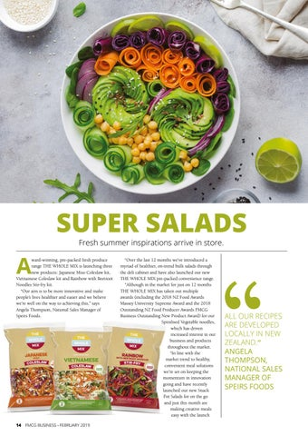 Page 14 of SUPER SALADS