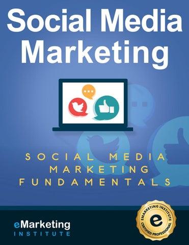 29ffb640464 Social Media Marketing Fundamentals by Yolofreelance - issuu
