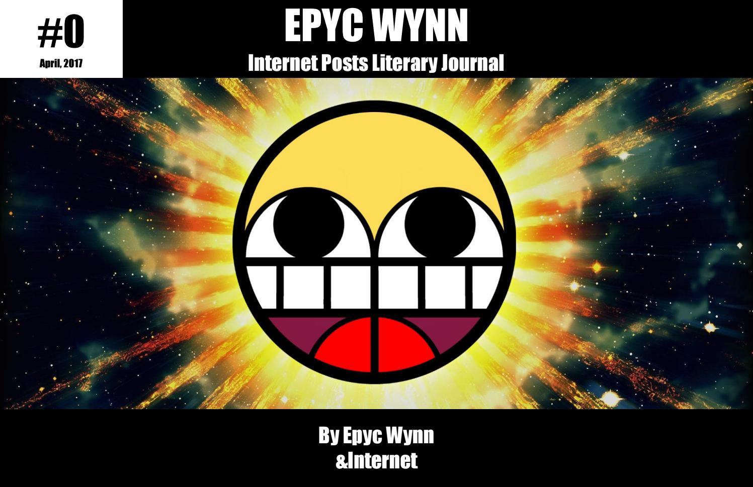 Userview Issue 0 by Epyc Wynn - issuu