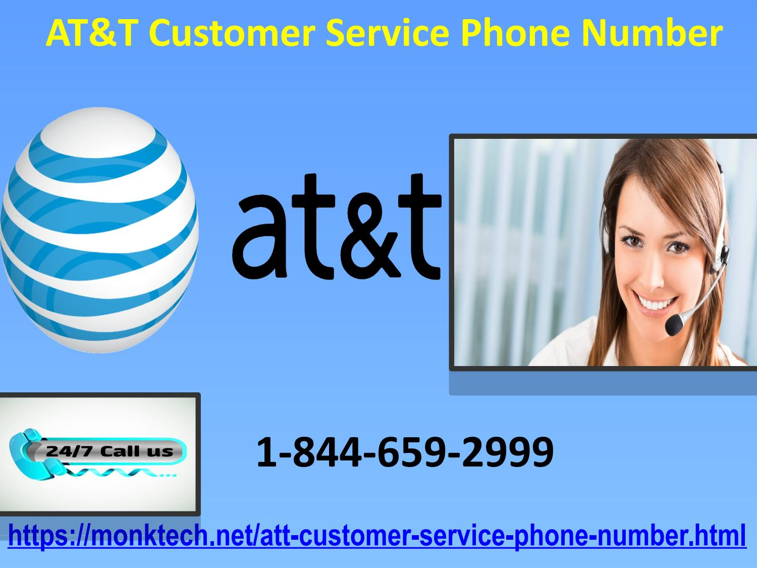 at u0026t customer service phone number 1-844-659-2999 is 24  7 reachable by toms roy01234